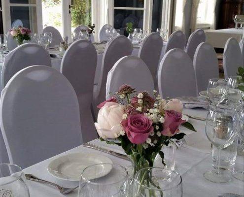 Blomsterdekor bryllup