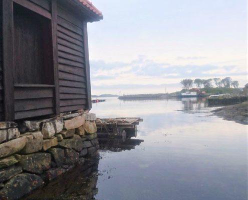 Ut mot havet - Trellevik