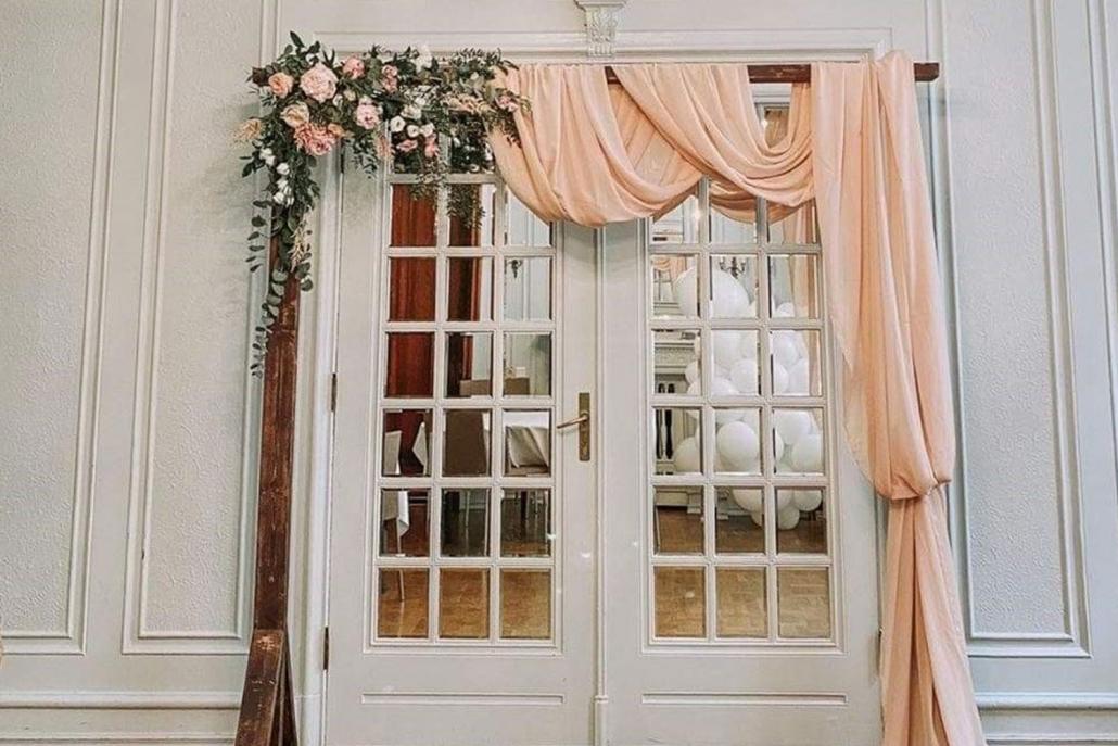 Bryllupsportal i tre